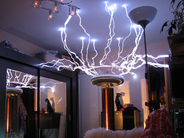 How to make a Tesla coil - YouTube
